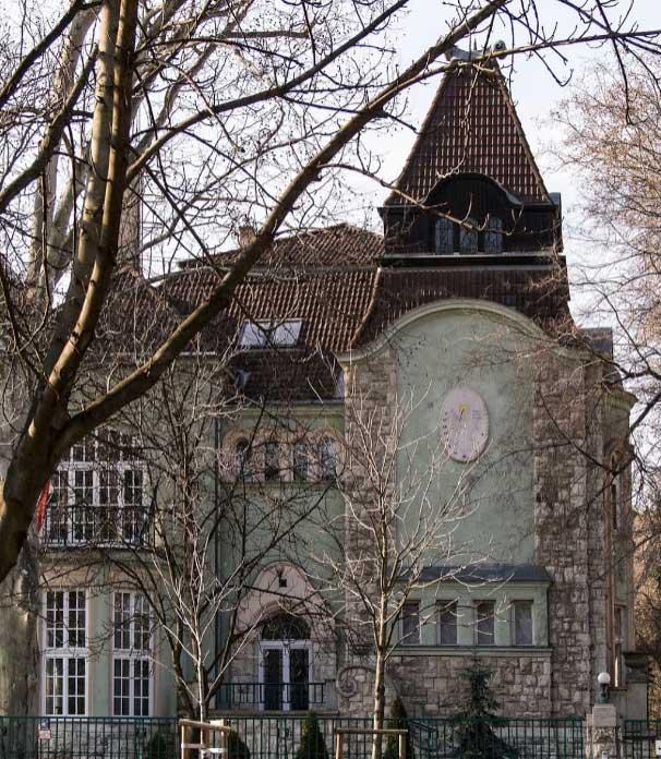 1068 Budapest, Városligeti fasor 42.